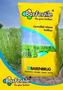 20kg Engrais pour gazon Bar Fertile Premium universel Engrais longue durée pour 1000m² de la marque Barenbrug USA image 0 produit