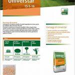 25kg Everris Lanscaper Pro Universtar balance Engrais Utilisation sur les pelouses et bordures de la marque Landscaper Pro image 1 produit