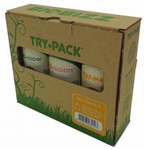 Biobizz - Try-Pack In/Out - 250ml de la marque BIOBIZZ image 0 produit