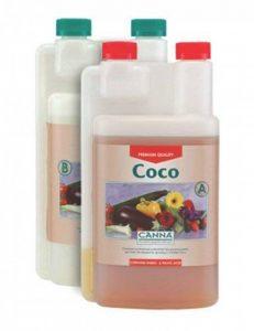 Canna Coco A & B 1L de bouteilles 1 l de la marque CANNA image 0 produit