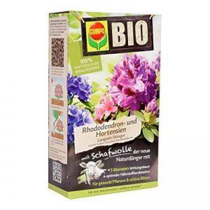 Compo Bio Engrais pour rhododendron de longue durée avec laine de mouton 750g de la marque Compo image 0 produit