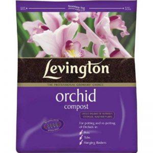 Compost pour orchidée Engrais plantes Levington composts pour orchidées 8l sans égouttoir de la marque Levington image 0 produit