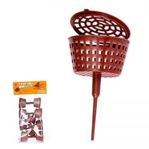 Engrais de Panier avec broche et couvercle Gross 4,5cm Ø Lot de 1061048 de la marque Bonsai-Shopping image 0 produit
