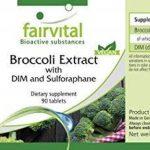 Extrait de Brocoli avec DIM et Sulforaphane - 90 comprimés végans - contient au moins 0,3% de sulforaphane et 100mg de DIM par comprimé de la marque fairvital image 4 produit