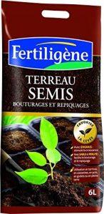 Fertiligene Terreau Semis Bouturage et Repiquage 6L de la marque FERTILIGENE image 0 produit