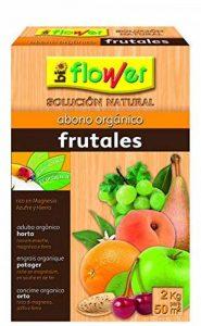 Flower 70562–Engrais organique potager, 2kg de la marque Flower image 0 produit