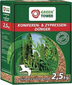 GREEN TOWER ENGRAIS POUR CONIFÈRES ET CYPRÈS GUANO de la marque GREEN TOWER image 0 produit