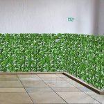 Haie artificielle/brise vue pr balcon, feuilles, 300x150cm de la marque Mendler image 4 produit