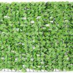 Haie artificielle/brise vue pr balcon, feuilles, 300x150cm de la marque Mendler image 6 produit