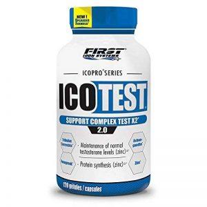 Icotest 2.0 120 gélules de la marque First Iron System image 0 produit