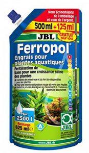 JBL Ferropol Recharge Engrais pour plantes aquatiques 500 + 125 ml de la marque JBL image 0 produit