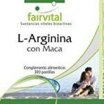 L-Arginine avec Maca - 300 comprimés - Combinaison puissante de Maca et L-Arginine avec du béta-glucane, de l'OPC et du Zinc de la marque fairvital image 5 produit