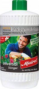 mairol 1120Engrais universel pour tous les Vert et plantes à fleurs, cristaux, 1,2kg de la marque Mairol image 0 produit