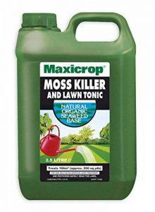 Maxicrop Pmklt4tl 2.5litre anti-mousse et pelouse Tonic–Vert de la marque Maxicrop image 0 produit