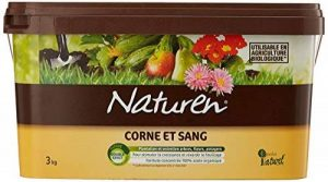 NATUREN 8408 Corne et Sang Engrais 3 kg de la marque NATUREN image 0 produit