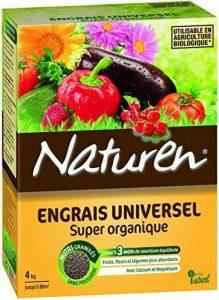NATUREN Engrais Universel 4 kg de la marque NATUREN image 0 produit