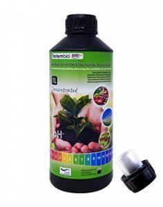 Nortembio AGRO Réducteur pH Écologique 1 L. Acides Organiques Naturels. Produit CE. de la marque Nortembio image 0 produit
