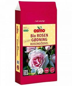 Osmo® engrais biologique roses 6–2Sac de 8+ 2% MG, 5kg de la marque OSMO image 0 produit