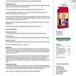 Osmo® engrais biologique roses 6–2Sac de 8+ 2% MG, 5kg de la marque OSMO image 3 produit