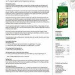 Osmo® Universel Bio Engrais de jardin 6–5–7+ 3% MG, Sac de 5kg de la marque OSMO image 2 produit