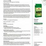 Osmo® Universel Engrais pour gazon 12–4) Sac de 5kg de 55(dk 12–2 de la marque OSMO image 4 produit