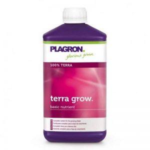 Plagron Terra Grow Engrais, Violet, 1l de la marque PLAGRON image 0 produit
