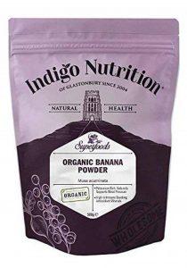 Poudre de Banane Biologique - 500g (Certifiée Biologique) de la marque Indigo Herbs of Glastonbury image 0 produit