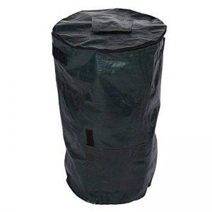 Sac À Déchets Organiques Jardin Cuisine Yard Bac À Compost Sac Environmental PE Sac Plante Jardinière 35*60/45*80cm ( Taille : 35*60cm ) de la marque Yosoo image 0 produit