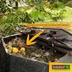 Solabiol SOACTI900 Activateur de Compost Naturel-Prêt A L'Emploi 900 G, Marron, 16 x 5 x 23 cm de la marque Solabiol image 1 produit