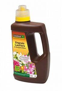 Solabiol SOLILAUR1N Engrais Lauriers et Bougainvilliers Liquide, Marron, 1 L de la marque Solabiol image 0 produit