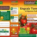 Solabiol SOTOMY750 Engrais Tomates et Légumes Fruits, Marron, 750 g de la marque Solabiol image 2 produit