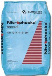 SPECIAL NITROPHOSKA ENGRAIS UNIVERSEL EN SAC DE 25 KG de la marque EUROCHEM AGRO image 0 produit