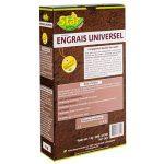 Star Jardin 08144 Engrais Universel en Granulés Marron 1 kg de la marque Star jardin image 1 produit