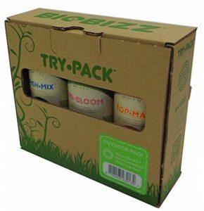 Try pack outdoor - biobizz - Biobizz - 052-061-031 de la marque BIOBIZZ image 0 produit