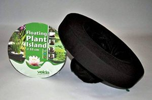 Velda, panier flottant rond, Floating Plant Island, diamètre 35 cm, 127573 de la marque VELDA image 0 produit