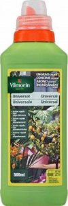 Vilmorin 6426499 Engrais Universel Bio Flacon de 500 ml 4 LG de la marque Vilmorin image 0 produit