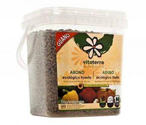 Vitaterra Guano engrais bio pour potager 3kg, 16130 de la marque Vitaterra image 0 produit