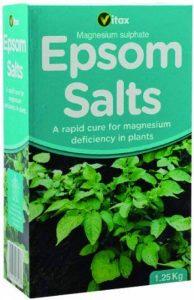Vitax Engrais aux sels d'Epsom 1,25kg de la marque Vitax Ltd image 0 produit