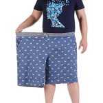 xing lin Short de plage d'été Engrais Fat Short de plage Extra Large mâle Short Fat Pantalon décontracté Pantalon Fat Pantalon Pantalon Large de la marque xing lin image 2 produit